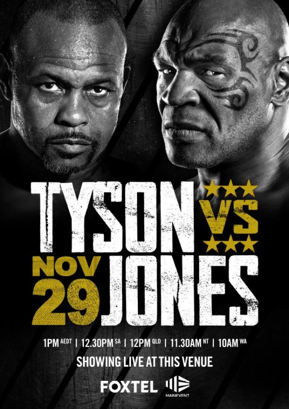 Tyson V Jones