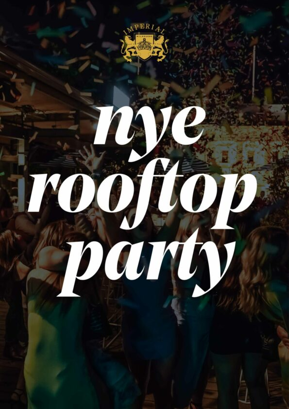 NYE Rooftop Party